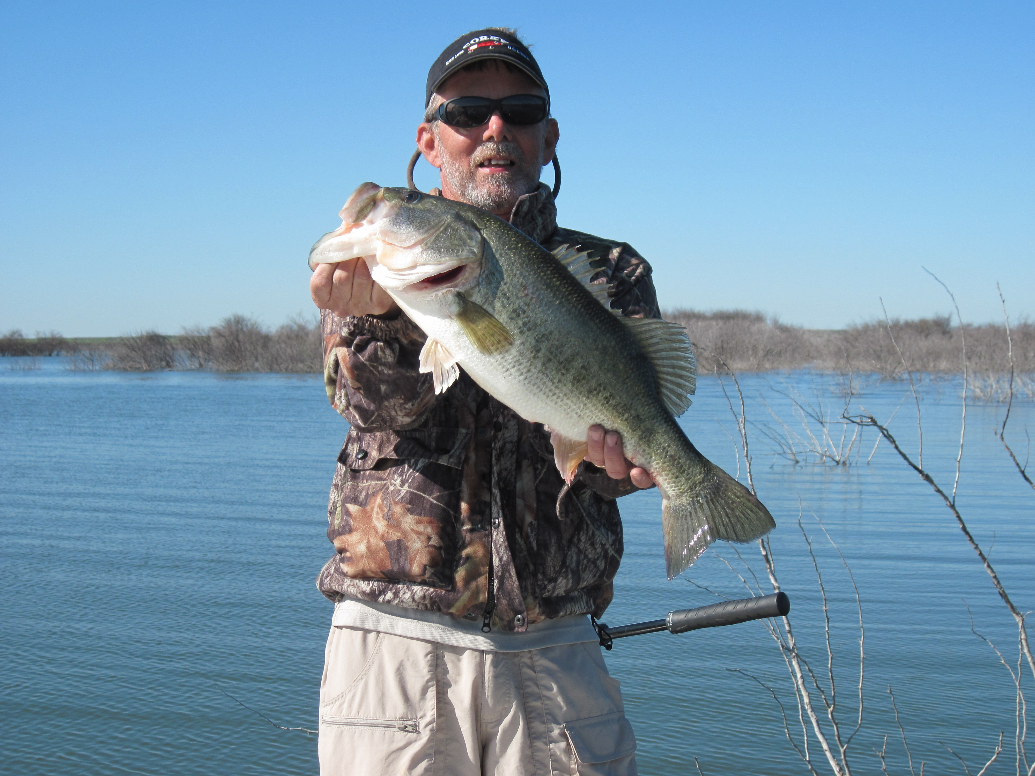 Falcon lake texas where dreams are made fish catching for Falcon lake fishing