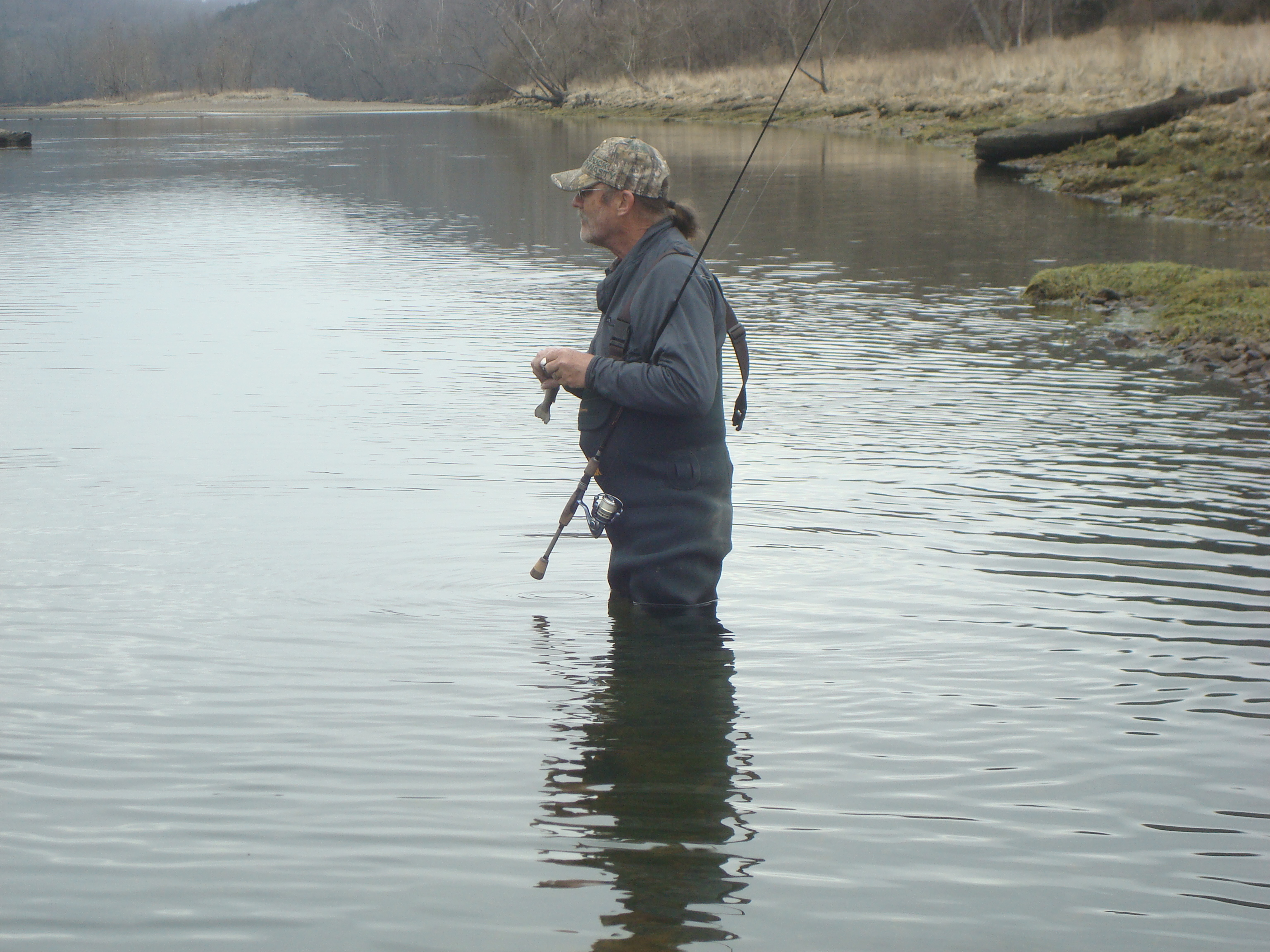 Lake of the ozarks fishing report november 2012 emails for Fishing report lake of the ozarks